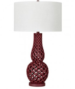 Chain Link Lamp